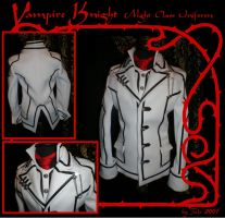 Vampire Knight Uniform by DemonViridian