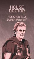 Game of Series #4: Doctor Who by ZacharyFeore