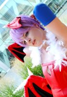 Otakon 2011 Lilith 3 by DarkGyraen