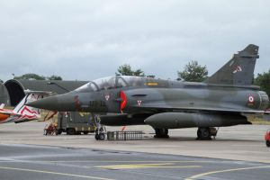 Dassault Mirage 2000D by PlaneSpotterJanB