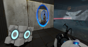 Portal-ception by TheoDesigns