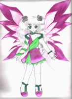 Hada Rosa-Faerie pink by Bruja-JackParawas