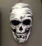 Day of the Dead Mask by JarrodJawless