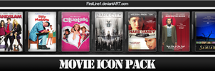 Movie Icon Pack 64 by FirstLine1