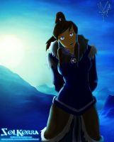 Sweet Korra in The Winter by SolKorra