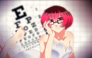 Eyesight Test by SpiralSilhouettes