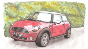 Mini Cooper o_o by rodbenson