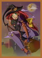 Witch Final by ToriSakura