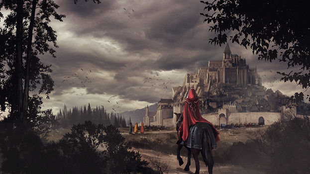 Arrival II- Archmage Rises by RogierB