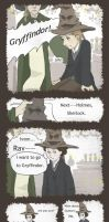 The Sorting Hat by Tio-Trile