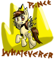 Prince whateverer by Pencil-snap