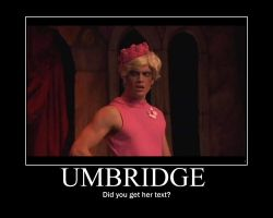 Umbridge by Scarecrow113