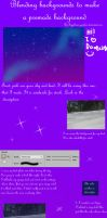 Blending backgrounds to make a premade background by Sapphires-Graphics