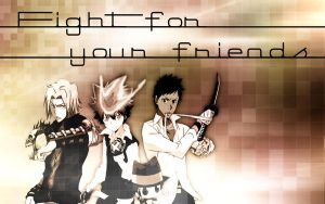 Vongola Fighters by CaptainLaser