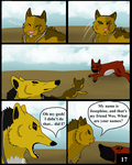 The Beginning of the End Page 17 by NomadicNova