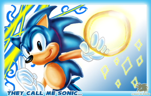 They Call me Sonic by SpyxedDemon