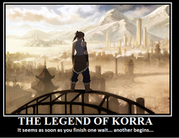 Avatar-The Legend of Korra by LightEcoSage1
