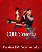 Resident Evil. Code: Veronica by A-Gr