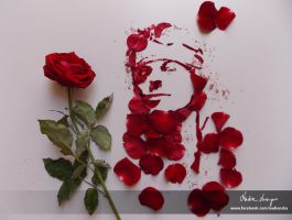 Axl ROSE by NadienSka