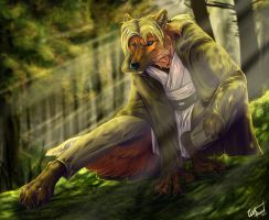 Hunter by WolfRoad