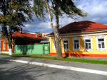 Russian Traditionnal Street by axxelle
