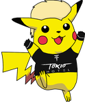 Tokio Hotel Pikachu (NEW VERSION) by DjAiluzha