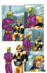 Booster Gold 43 pg 17 by RossHughes