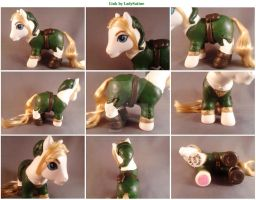 LoZ Twilight Princess Link by LadySatine2004