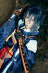 Mikazuki ready for the battle by Mad-Hatter----X