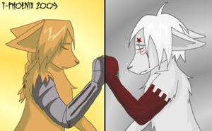DGM-FMA: Same but Different by Heliotrope-Housecat