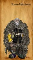 Tormund Giantsbane by serclegane