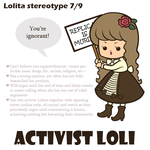 Lolita Stereotype 7 of 9 by wolfypuppy