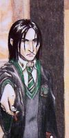 Severus Snape Bookmark by shanarah