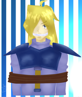 Comission: Gourry Gabriev by exile-chan