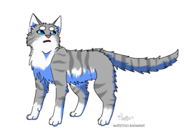 Ivypool by SilvestrisDream
