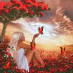 Lovely Butterflies (updated) by Jassy2012
