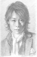 Sakurai Sho no.2 Completed by Crystalline174