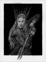Thranduil by zlgriff