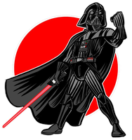darth vader avatar by AlanSchell