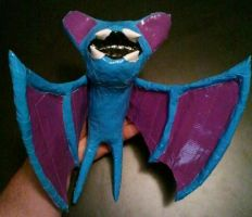 Zubat by DuctileCreations