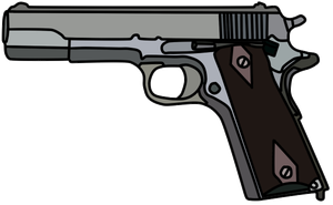Colt M1911 by WhellerNG