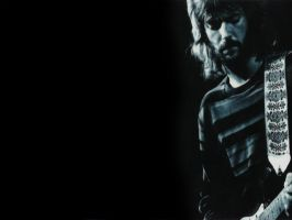 Derek and Dominos Eric Clapton by JohnnySlowhand