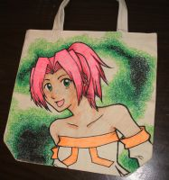 Noa Tote Bag by rose-star