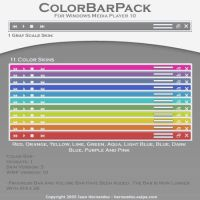 Color Bar Pack by juanchis