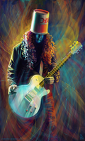 Buckethead by AnnikeAndrews