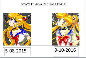 Draw it again challenge by N1colle97