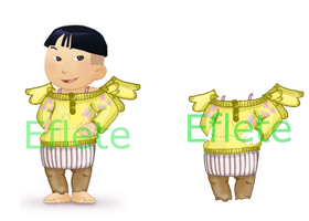 Babydow Outfit Design by Eflete