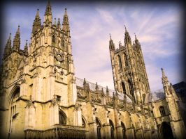 Canterbury Cathedral by this-is-the-life2905