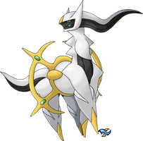 Arceus: Final by Xous54