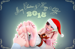 Merry Christmas and Happy New Year 2015 by CToon